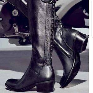 VINCE CAMUTO | Bollo knee high riding boot. Sz 8.5